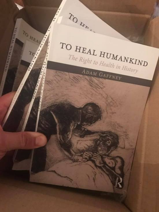 book arrives